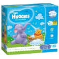 Huggies Crawler Jumbo Carton - 90 nappies