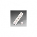 Red Dot ECG Foam Electrode 3M 2237 Ctn Of 1000