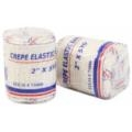 Crepe Bandage 150mm x 4m Stretched With Clip Latex Free 100% Cotton Alpine