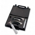 ADC 4089F Fiberoptic Laryngoscope Set, Miller