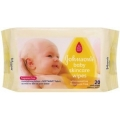 Johnsons Baby F/Free Travel Wipes 20s