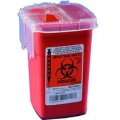 Sharps container Kendall 875ml