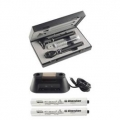 RIESTER 3033 RI-STAR® F.O. OTOSCOPE / OPHTHALMOSCOPE HL 2.5 V + SET