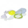 LAERDAL THE BAG II  Child Disp Resuscitator w/mask #3