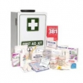 COMMERCIAL FIRST AID KIT (METAL CABINET)