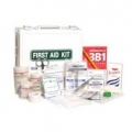 COMPREHENSIVE FIRST AID KIT (WITH WALL BRACKET)
