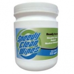 SPEEDY CLEAN WIPES - Only Backorders Out of Stock