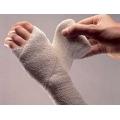 Crepe Bandage 10cm x 4.5m Stretched KOB Hospicrepe 239