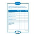 """SHARING THE LOAD"" WORKSHEET PAD"